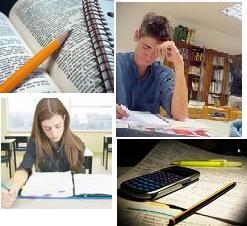 Exámenes: Como sacar buenas notas