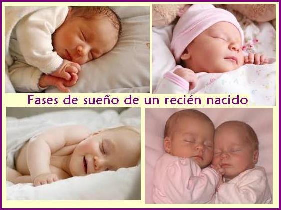 cf23707d29e3d1 El sueño en un recién nacido y sus fases